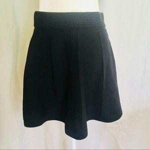NWOT Cynthia Rowley Knit Skater Skirt medium